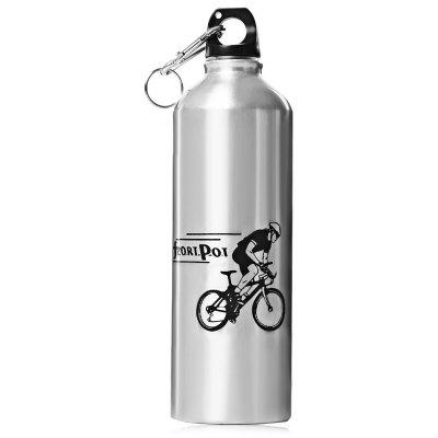 750ML Aluminum Alloy Bike Bottle