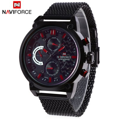 NAVIFORCE NF9068M Male Quartz Watch