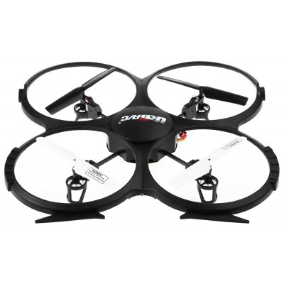 Udi 819A 4CH 2.4G 6-Axis Gyro 2.0MP Camera RTF RC Quadcopter Toy