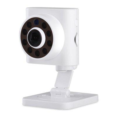 ESCAM Wall E QF601 720P беспроводная WiFi IP-камера для помещения