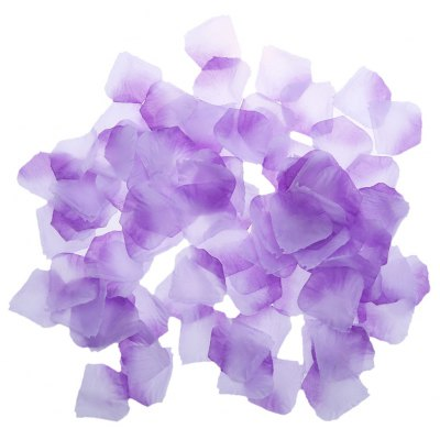 100pcs Silk Rose Petals Wedding Party Decorations