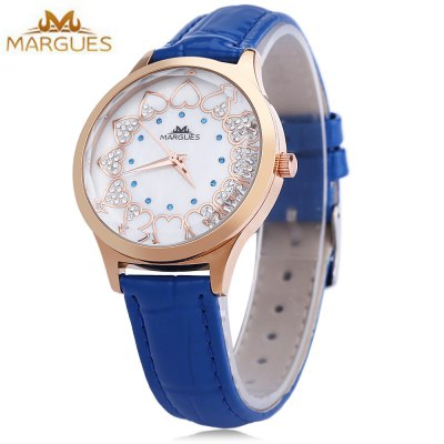 MARGUES M - 3049 Women Fashion Quartz Watch