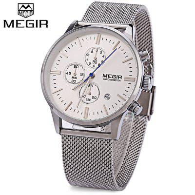 MEGIR M2011 Men Fashion Quartz Watch