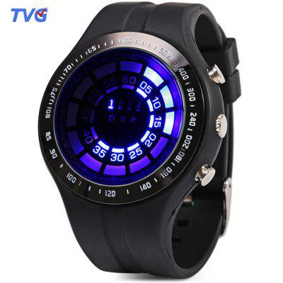 TVG KM - 1208 LED Digital Male Watch