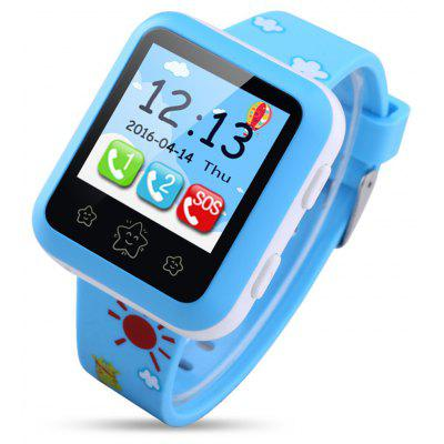 RWATCH XIAO R Children GPS Smartwatch Phone