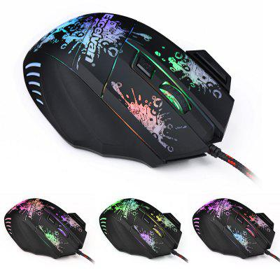 Excelvan 7 Buttons LED USB Wired Gaming Mouse Salt Lake City Purchase b ad
