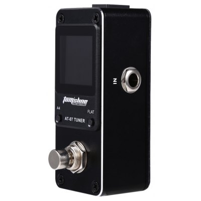 AROMA AT - 07 Portable Single Electric Guitar Effects Tuner