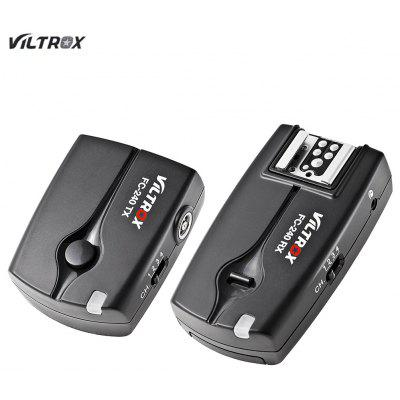 Viltrox FC 240 N3 3 in 1 2.4GHz Wireless Flash Trigger