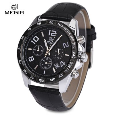 MEGIR M2014G Men Quartz Watch