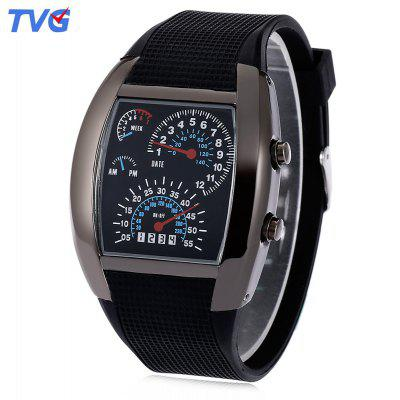 TVG KM - 482 Men LED Digital Watch