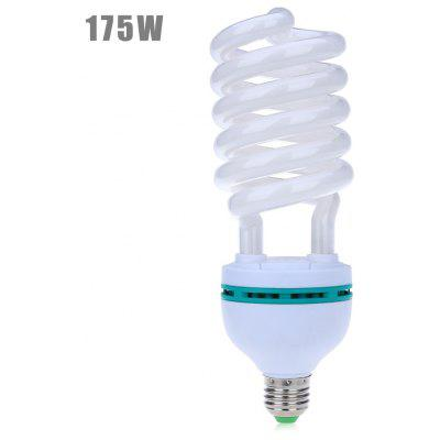 220V 175W 2700K E27 Warm White Photography Light Bulb