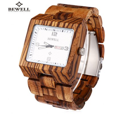 BEWELL ZS - W016B Men Quartz Watch