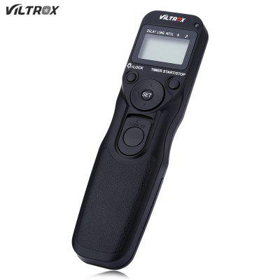 Viltrox MC C1 Digital Time Remote Controller for Canon