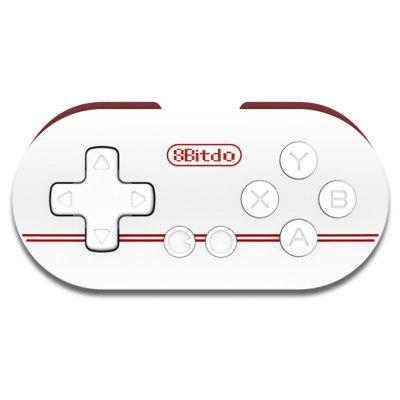 Buy RED 8Bitdo Zero Wireless Bluetooth V2.1 Game Controller Gamepad Remote Shutter for $11.41 in GearBest store