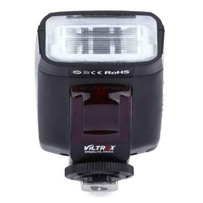 VILTROX JY - 610II LCD Flash Speedlite Light