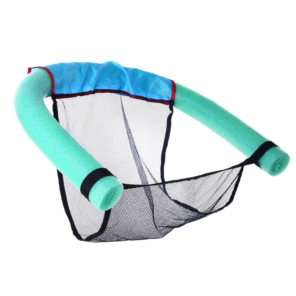 Buy Unisex Noodle Floating Chair Swimming Pool Seat Bed