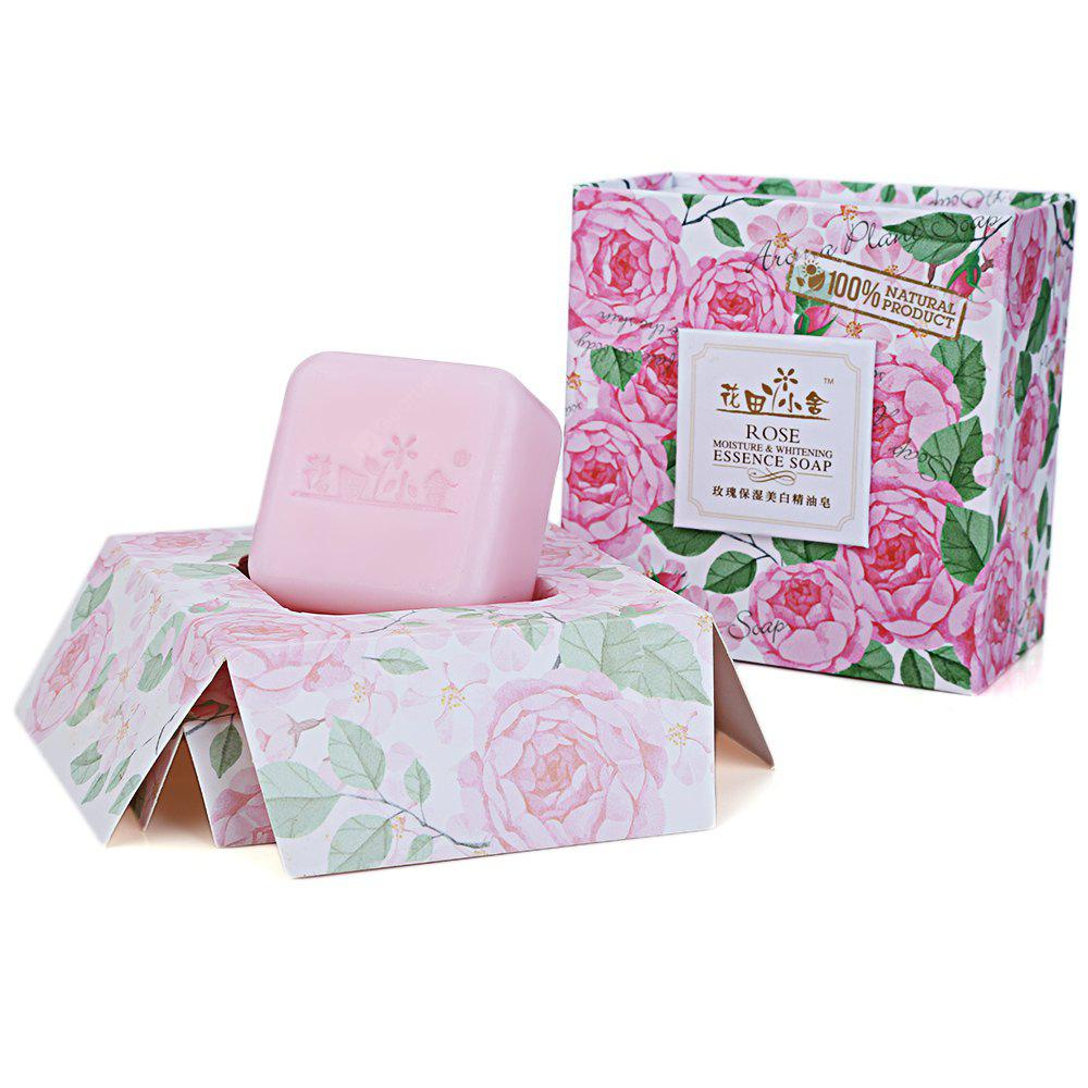 Rose Moisturizing Whitening Essential Oil Soap - $6.32 Free Shipping ...