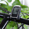 20 Functions Wireless Bicycle Computer Odometer - WHITE AND BLACK