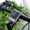 20 Functions Wireless Bicycle Computer Odometer - SILVER