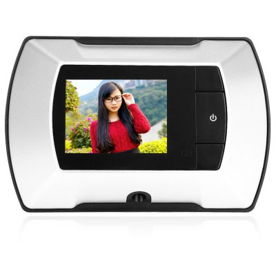 601A 2.4 inch LCD Digital Peephole Smart Door Viewer
