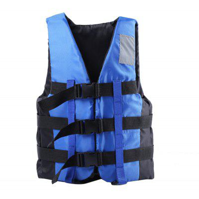Adult Life Jacket Universal Swimming Boating Skiing Vest