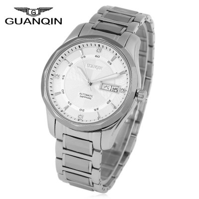 GUANQIN GJ16013 Men Automatic Mechanical Watch