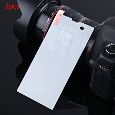 2pcs Tempered Glass Film for Sony E3