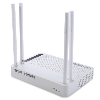 TOTOLINK A2004NS 1200Mbps Dual Band Wireless VPN Router