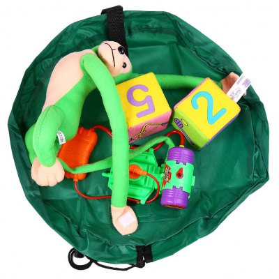 Baby Play Mat Toy Storage Bag 45cm