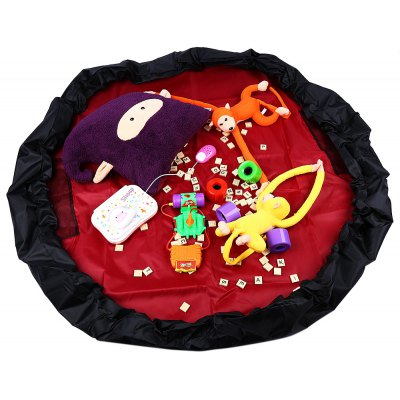 Baby Play Mat Toy Storage Bag 150cm
