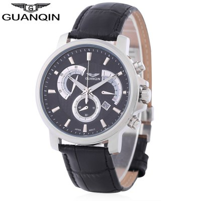 GUANQIN GF506 Male Quartz Watch