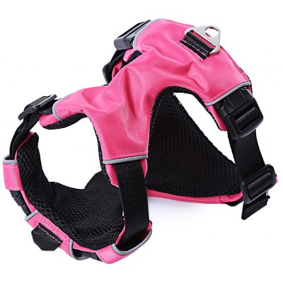 Padded Comfortable Outdoor Pet Dog Harness Vest