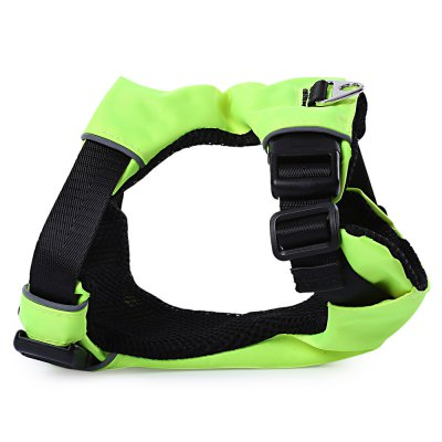 Padded Comfortable Outdoor Pet Dog Harness VestDog Clothing &amp; Shoes<br>Padded Comfortable Outdoor Pet Dog Harness Vest<br><br>Applicable Dog Breed: Large Dog, Medium-sized Dog, Small Dog<br>Package Contents: 1 x Padded Comfortable Outdoor Adventure Pet Dog Harness Vest<br>Package Size(L x W x H): 27.50 x 30.00 x 2.00 cm / 10.83 x 11.81 x 0.79 inches<br>Package weight: 0.281 kg<br>Product Size(L x W x H): 26.00 x 29.00 x 1.00 cm / 10.24 x 11.42 x 0.39 inches<br>Product weight: 0.270 kg<br>Size: L,M,S