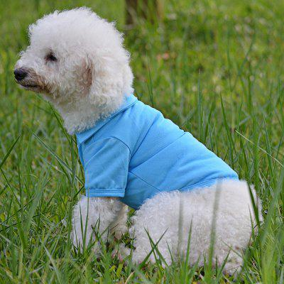 Pet Small Dog Cat  Cotton T-Shirt Clothes