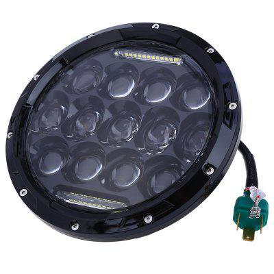 OL - 1275R 75W 12V / 24V 7 Inch LED Round Car Headlights