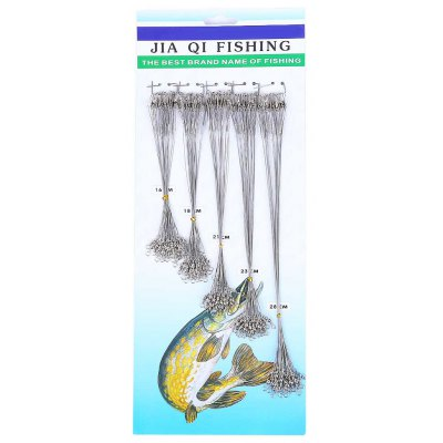 100pcs Fishing Lure Line