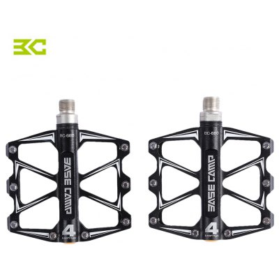 BaseCamp BC - 688 Paired Aluminum Alloy Bicycle Pedal