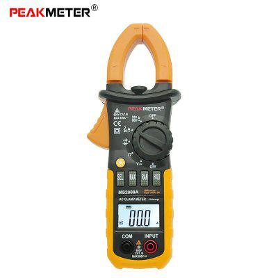 PEAKMETER MS2008A AC Digital Clamp Meter
