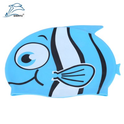 Swimming Silicone Cap