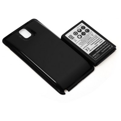 6200mAh Li-ion Battery Back Cover for Samsung Galaxy Note 3