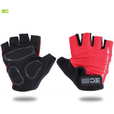 BaseCamp Cycling Gloves Half Finger for Outdoor Biking