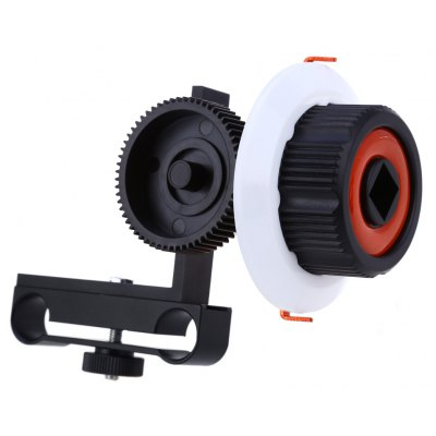 CS - F0 Follow Focus 15mm Rod Rig for DSLR Camera DV