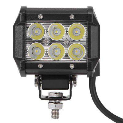 DC 9 - 30V 18W 1800LM 6500K LED Car Top Floodlight