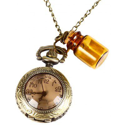 Quartz Movt Pocket Watch