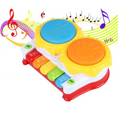 6 in 1 Multifunctional Electric Story Piano Toy