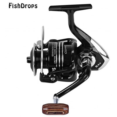Fishdrops 13 BB Full Metallic Fly Fishing Vessel Reel