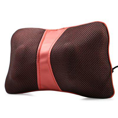 Deep Kneading Massage Pillow with US Plug