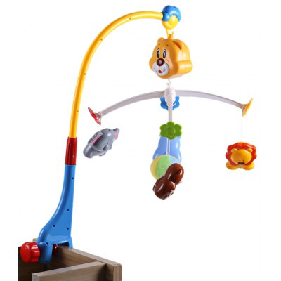 Baby Musical Mobile Crib Hanging Bell Toy