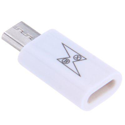 Type-C to Micro USB OTG Adapter