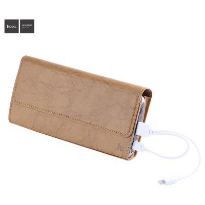 HOCO P4 4800mAh Mobile Power Bank Portable Wallet Charger